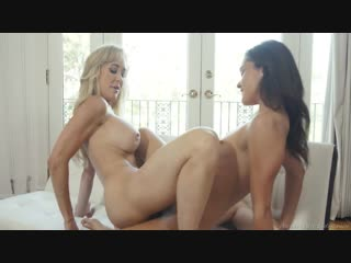 Brandi Love and Zoe Bloom - Mother Lover Society [Lesbian]
