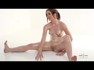 Lech oiled nude