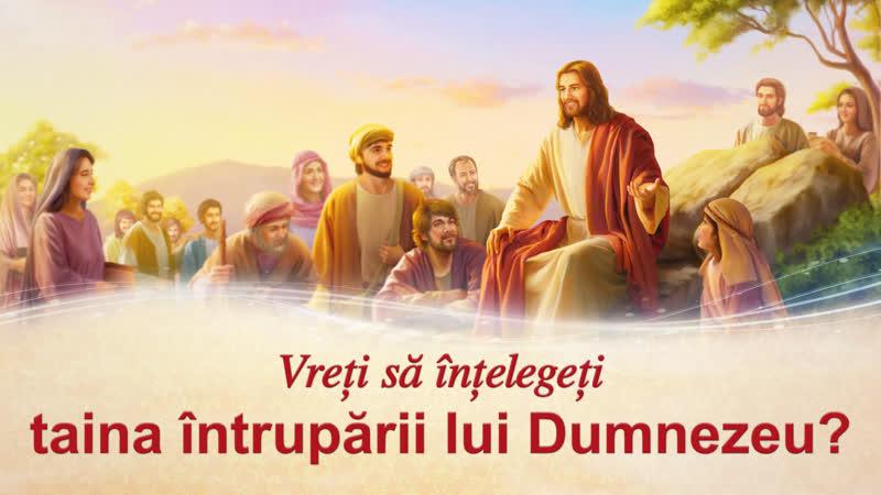 🚀 LIVE Vreți să înțelegeți taina întrupării lui Dumnezeu