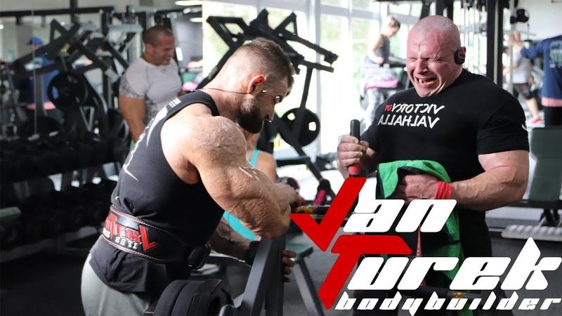 JAN TUREK IFBB Elite Pro 1 Příprava začíná ROAD TO WORLD CHAMP 2019