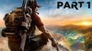 Tom Clancy's Ghost Recon Wildlands Gameplay PART 1 BG