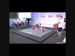 Дмитрий Инзаркин 335 кг (93кг)