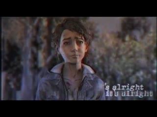 ↬ the walking dead ; clementine & aj