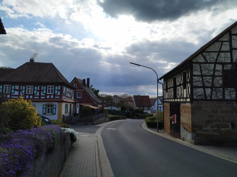 Городские тротуары