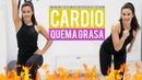 Patry Jordan Quemar grasa y eliminar los rollitos Кардио тренировка для похудения на 20 минут