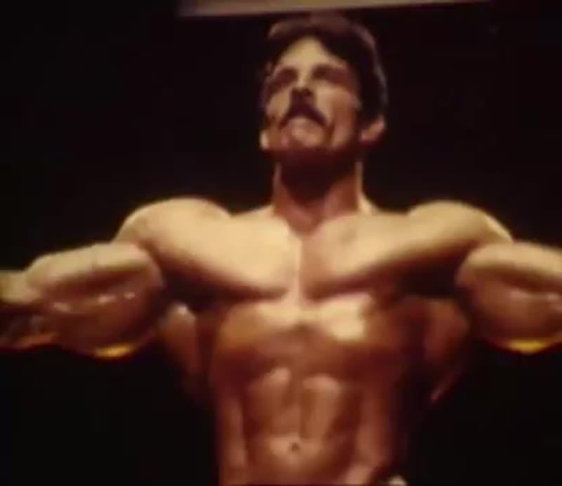 Майк Ментцер. Олимпия 1980