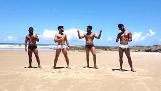 Meu Swingão - (Especial de verão) Vida Pessoal (senta novinha) - Banda Vikings.