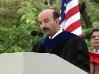 President Carlos Salinas de Gortari1993 MIT Commencement Address