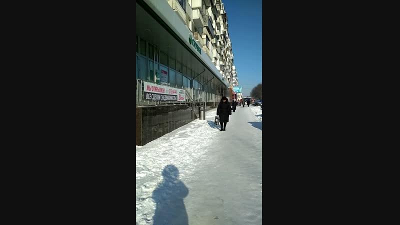 Экскурсия по офису АН Дан-Инвест, ул. Комарова, д.112
