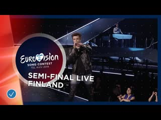 Darude feat. sebastian rejman look away (финляндия евровидение 2019)