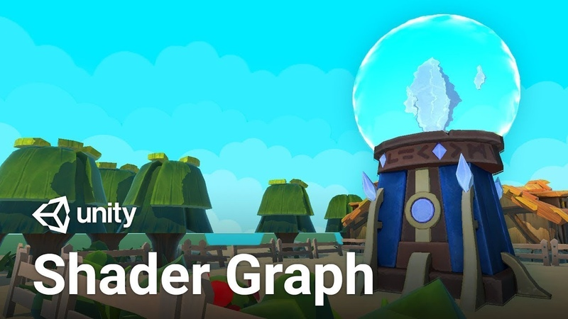 Distortion Shader in Unity 2019 with Shader Graph! (Tutorial)