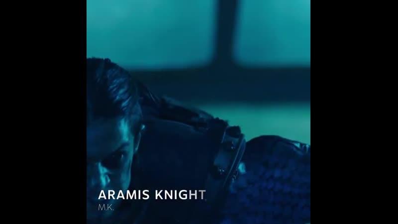 Любимая битва Арамиса Найта В пустыне смерти