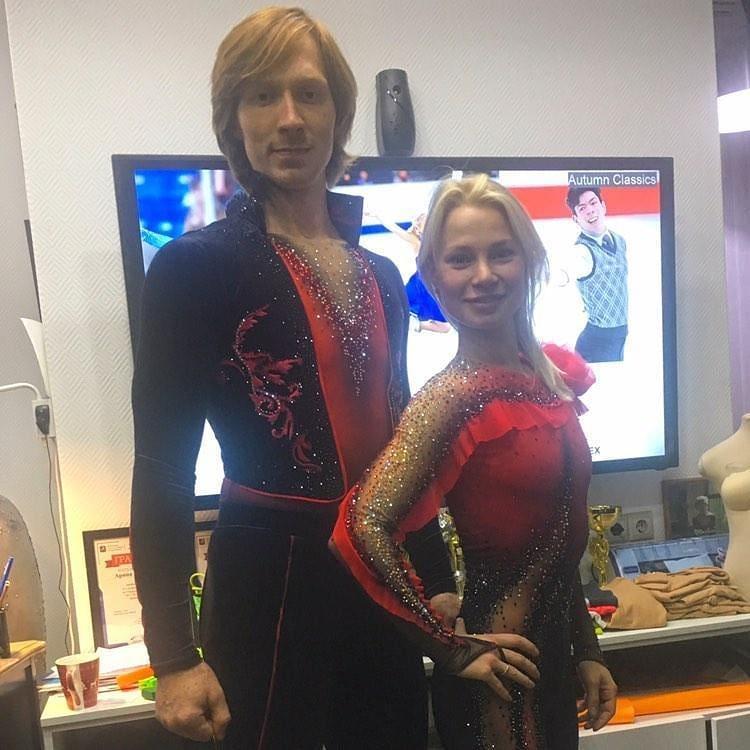 Евгения Тарасова - Владимир Морозов-2 - Страница 23 Qqf01aajkR4