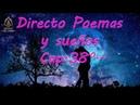 Directo - Poemas y Sueños - Programa nº 38.-
