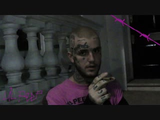 Lil peep 4 gold chains ft. clams casino (official video)