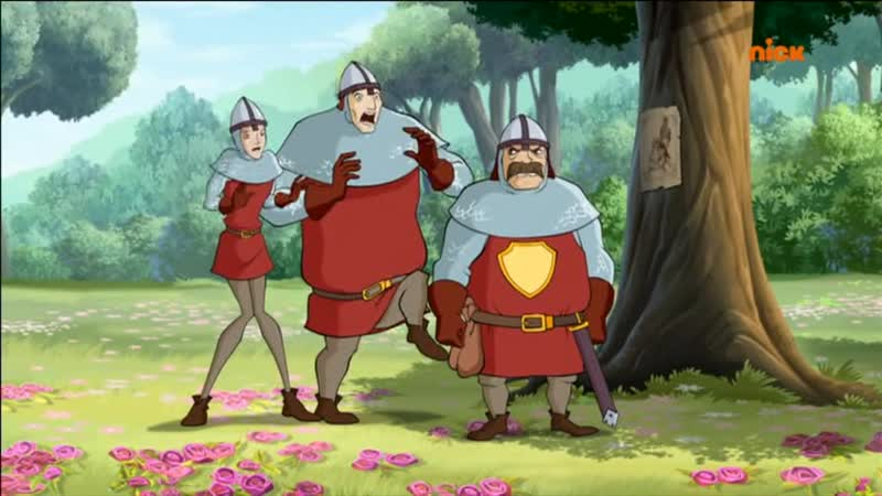 Клуб Винкс: 7 сезон, 8 серия - Обратно в Средние века (Русский | Nickelodeon Europe)