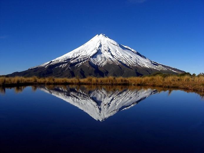 Вулкан Таранаки в Новой Зеландии, изображение №2