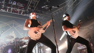 "Trivium - ""THE WRETCHEDNESS INSIDE"" (live) ft. Jared Dines [2018]"