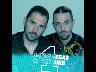 Dj mag #1 | dimitri vegas & like mike