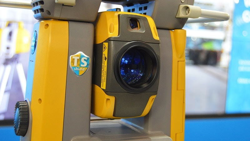 Topcon showcases GTL-1000 scanner at Intergeo 2019