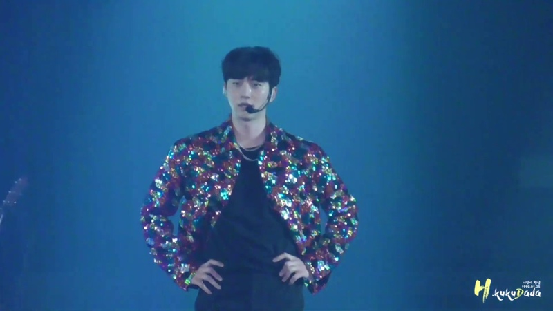 직캠 2019「JUNHO THE BEST IN SEOUL」I`m in love