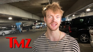 Billie Eilish's Brother, Finneas, Reacts to His First Headliner Show | TMZ