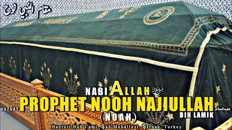 PROPHET NOAH: Hazrat Nooh | The Most Prominent Prophet of Allah | पैगंबर हजरत नूह | نبی نوح