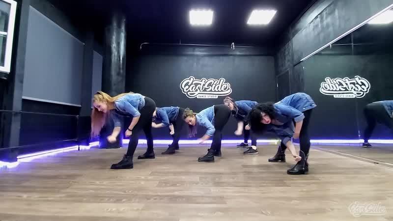 DANCEHALL Female Choreo by Egozza