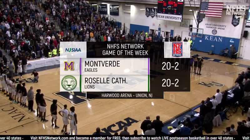 Metro Classic 3 Montverde Academy (FL) vs. 15 Roselle Catholic (NJ)