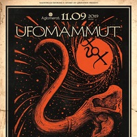 UFOMAMMUT (Italy) || 11.09.19 || Мск (Aglomerat)