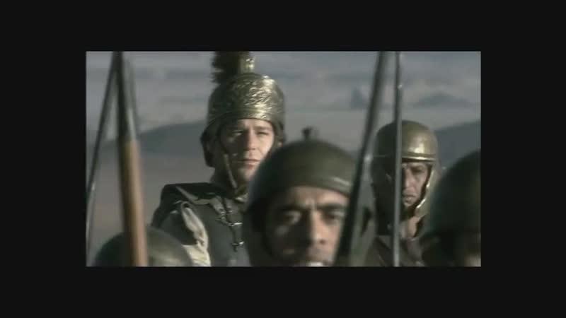 BBC Древний Рим Расцвет и крушение Империи Восстание бунт иудеев 4серия