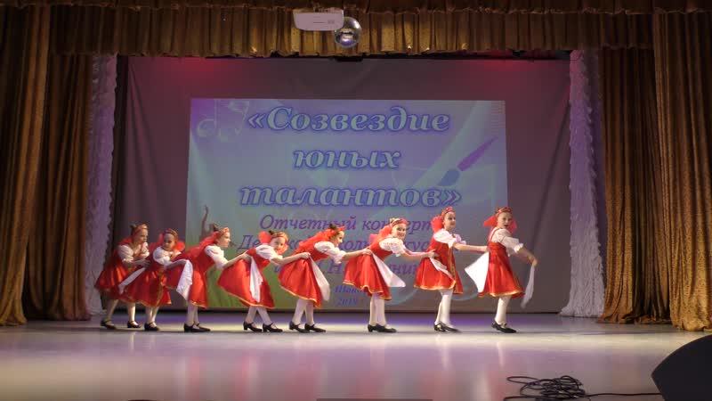 Танец Субботея Хореографический ансамбль Мещёрочка