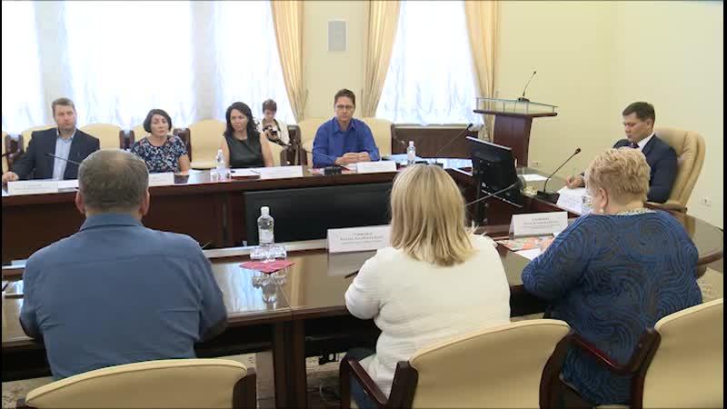 Встреча Асоциации ТСЖ с Мэром г Вологды С А Воропановым