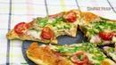 Сразу ТРИ рецепта БЫСТРОЙ ПИЦЦЫ Вкусная Пицца за 15 минут