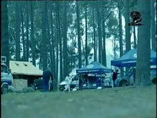 VolkswagenVW rally team commercial