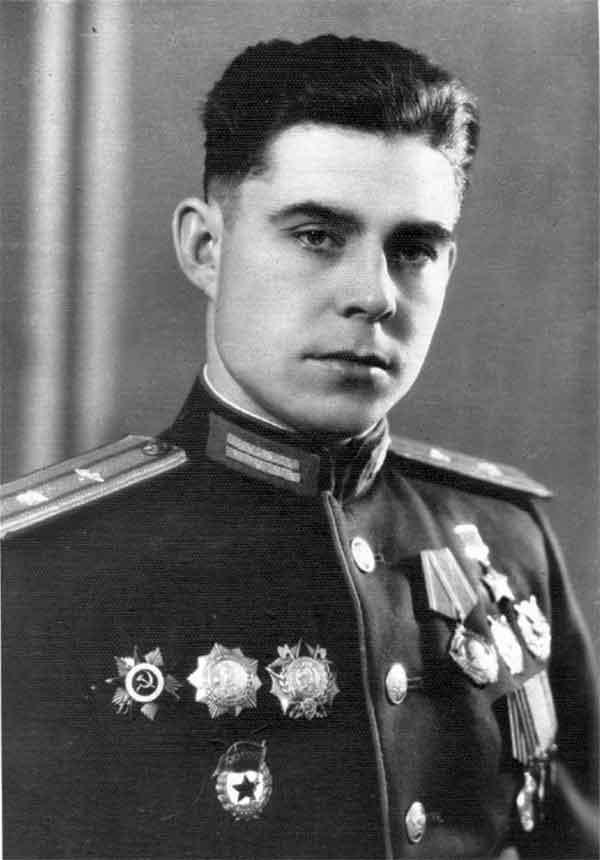 Космонавты-участники Великой Отечественной войны, изображение №11