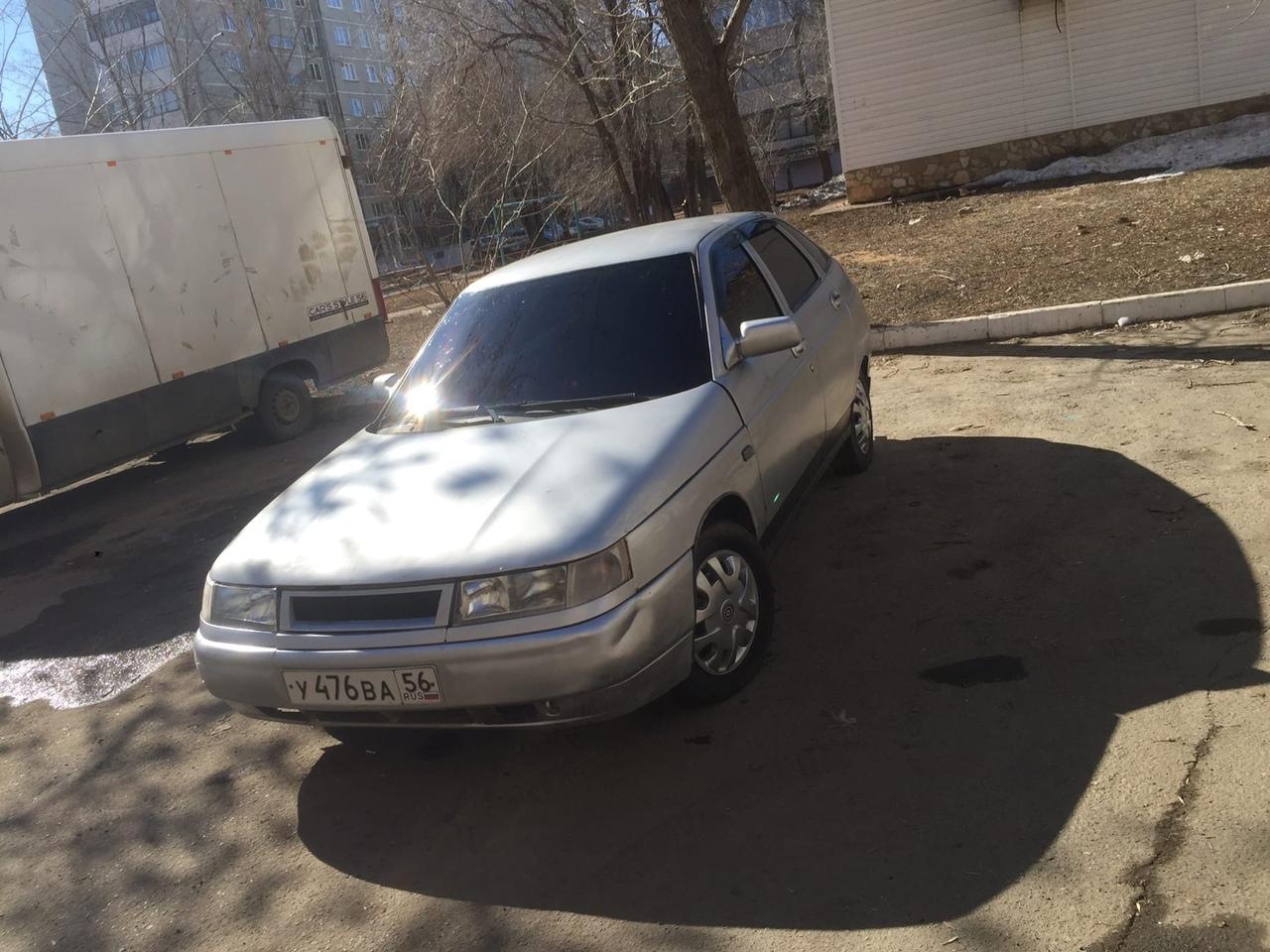 Купить ВАЗ 2112 , 2003 года . Двигатель масло | Объявления Орска и Новотроицка №2857