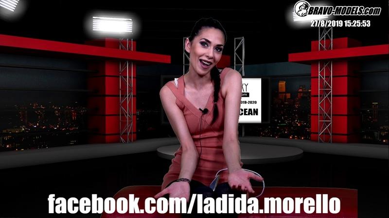 BravoSexy talk show live s pornstar Ashley Ocean 27 08 2019