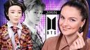 Обзор куклы Чимин из BTS я стала фанаткой Kpop