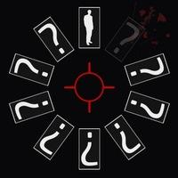 Логотип Играть в мафию Нижний Новгород