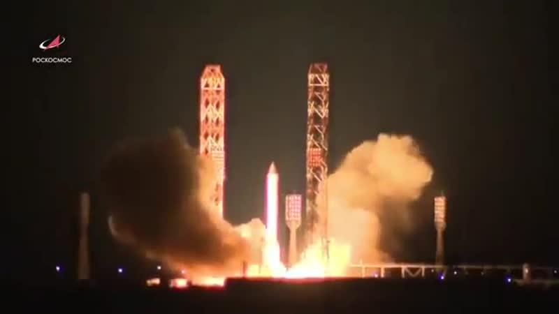 La Russie Une fusée Proton M a placé en orbite Blagovest No 14L un satellite militaire depuis le cosmodrome de Baïkonour