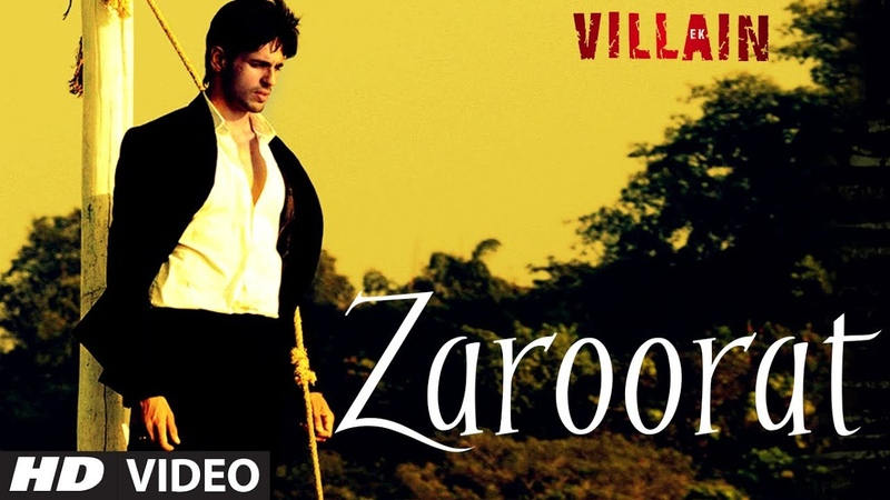 EXCLUSIVE Zaroorat Video Song Ek Villain Mithoon Mustafa Zahid