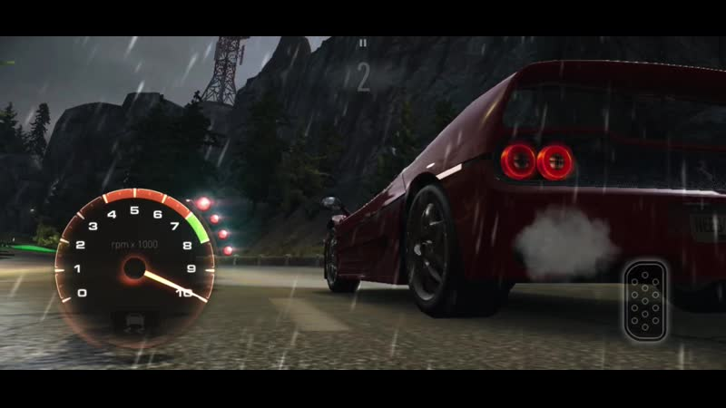 Need for speed No Limits underground rivals Land Slide