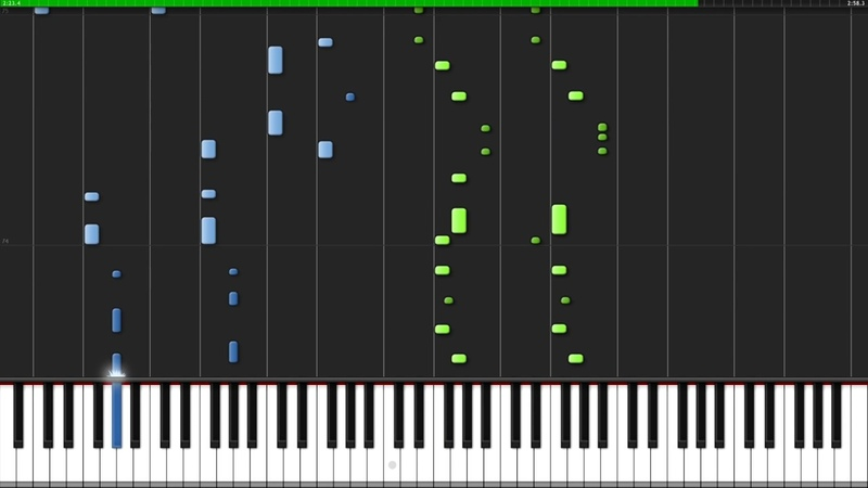Hard Times Paramore Piano Tutorial Synthesia David Kaylor