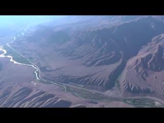Российские вертолеты Ми-8 нанесли ракетный удар в горах Киргизии