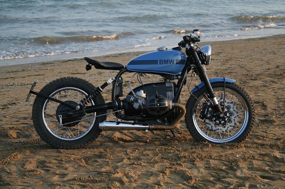 La Motocicletta: кастом BMW R80