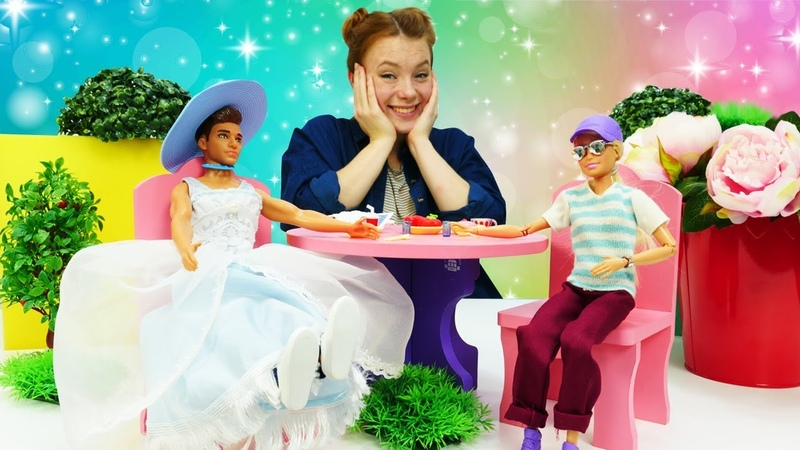 Spielzeug Videos auf Deutsch 2 Folgen am Stück Spaß mit Puppen