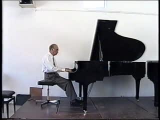 Rachmaninov - Preludes  Nos.5, 7 (Isaac Katz)