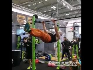 Strength of Body. Мужику 57 лет