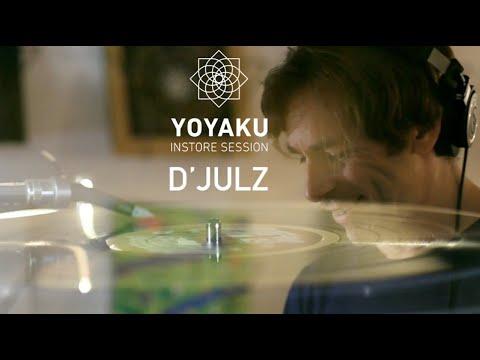 Yoyaku instore session D'julz